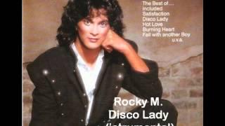 Rocky M Disco Lady Instrumental Version