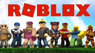 JUST PLAYING GAMES ROBLOX! (les téléspectateurs peuvent se joindre)