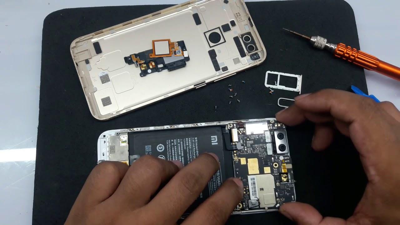 Xiaomi Mi A1 & 5X Disassembly    Teardown