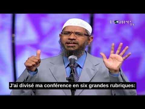 Les Droits De La Femme Dans l'Islam: Subjugués Ou Protégés (Discours Complet)-Zakir Naik