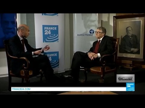Exclusif : Bill Gates en interview « Des progrès incroyables