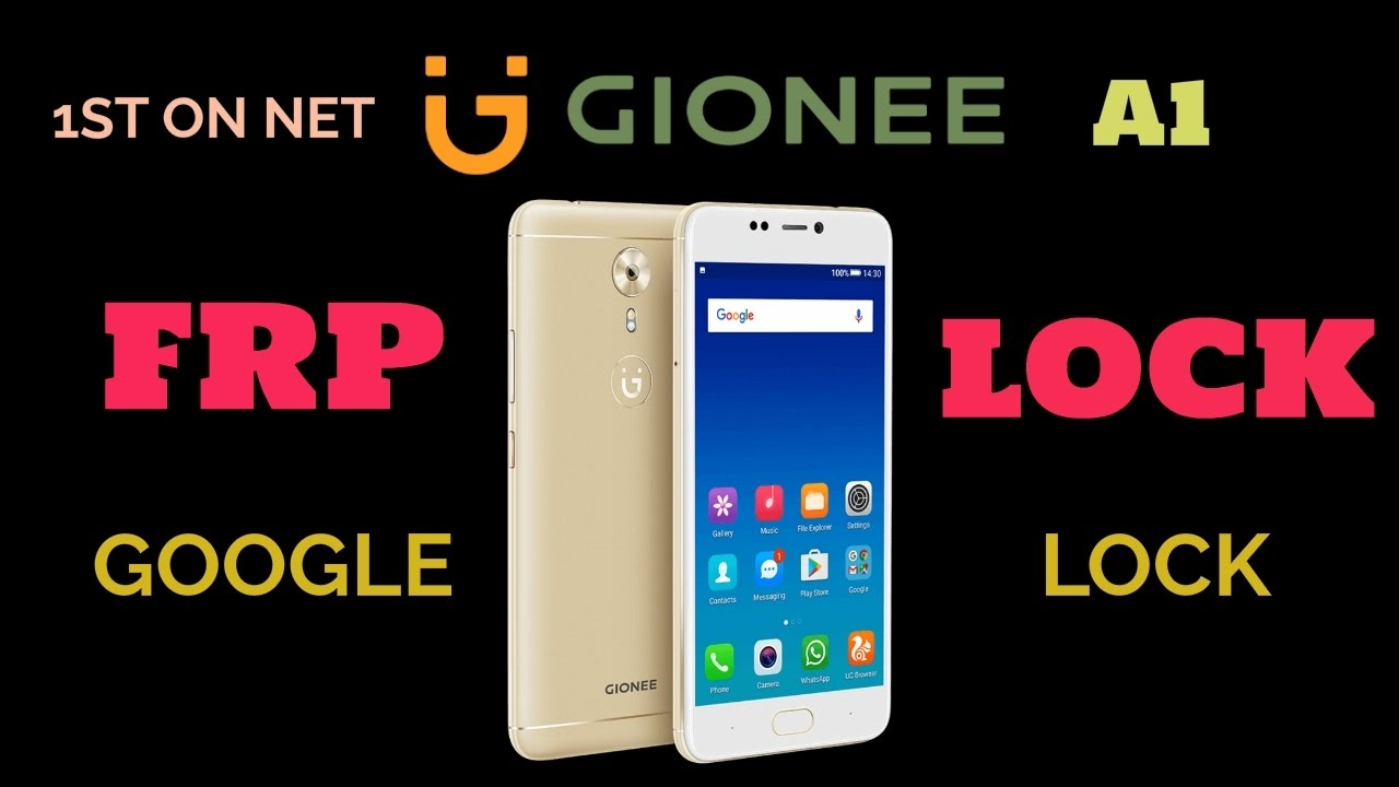 GIONEE A1 GOOGLE UNLOCK | A1 FRP BYPASS | A1 ACCOUNT LOCK | 7 0 1 FRP  BYPASS | BY TEAM SMS