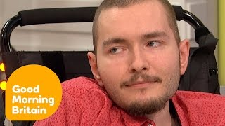 World's First Head Transplant Recipient Wants A Better Life | Good Morning Britain