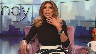 Wendy Williams Emotionally Recounts On-Air Collapse