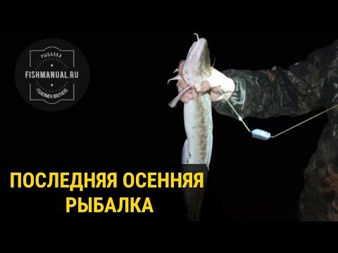 Последняя осенняя рыбалка. Обзор осенних рыболовных выездов. Ловля щуки, налима, нельмы на Иртыше.