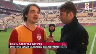 Haber | Batu Dutipek, Gomis'in Golüne verdiği Reaksiyonu anlattı (29 Ocak 2018)