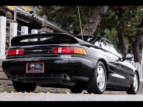 Toyota MR2 for sale JDM EXPO (2007, s8136)