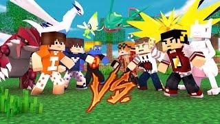Minecraft: Saphira Pokemon #49 - Luta Final ‹ AM3NlC ›