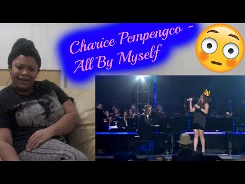Charice Pempengco- All By Myself Thats how you sing this song