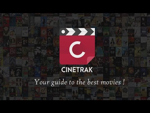 CineTrak - Discover and manage the best movies