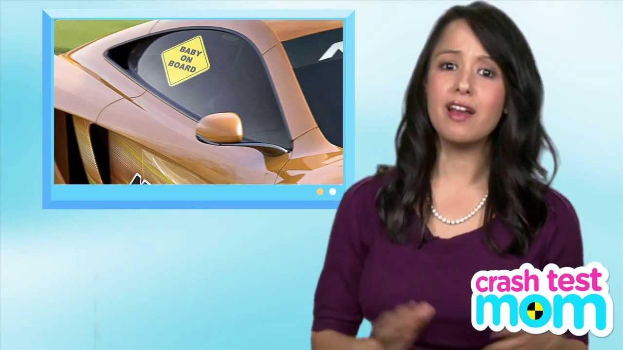 Maxi-Cosi Prezi Infant Car Seat - Crash Test Mom Review - YouTube