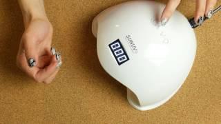 sUNUV SUN5 - Лучшая лампа для сушки ногтей из Китая