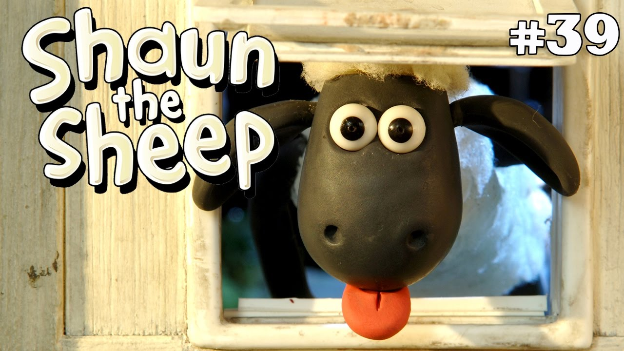 Download Alien Encounters | Shaun the Sheep Season 1 | Full Episode