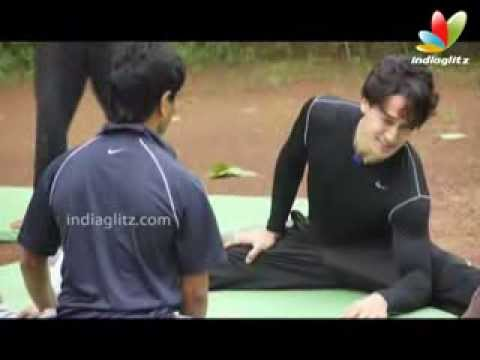Tiger Shroff's Stunt Training Video | Bollywood Movie | Heropanti, Kriti Sanon, Sandeepa Dhar