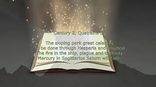 Doomsday Volcano according to Nostreadamus
