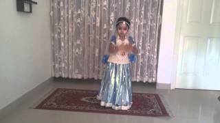 Atreyee performing Maiya Yashoda, Yeh Tera Kanhaiya