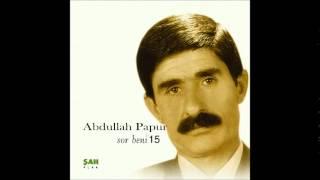 Abdullah Papur  - Kime Ne Diyeyim [ Official Music © ŞAH PLAK ]