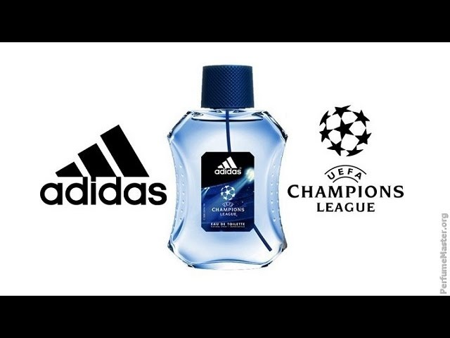 Adidas Uefa Champions League Fragrance Youtube