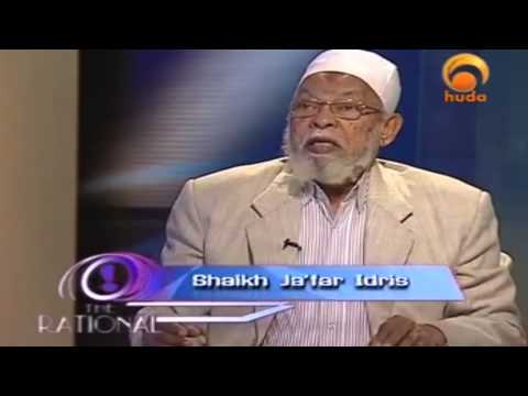 What is the Evidence for the Existence of a Creator? - Session 3 - Dr. Jafar Idris