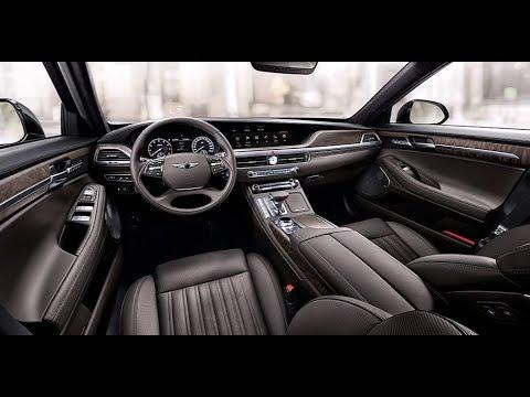 Genesis G90 2020  interior Exterior and Drive Awesome Sedan