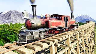 Let's Build a National Railway - New First Look Mexico DLC | Railway Empire Gameplay