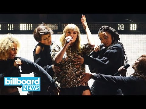 Taylor Swift Announces Australia, New Zealand Stops for 'Reputation' Tour | Billboard News