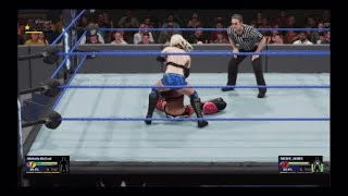 WWE SMACKDOWN MICHELLE MCCOOL VS MICKIE JAMES | | THEFEARLESSMODE