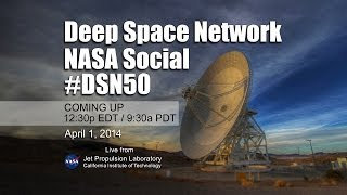 The Deep Space Network NASA Social