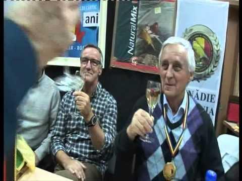 CONCURS NATIONAL CANARI DE CANTEC HARZER ROLLER ROMANIA 2015 - Partea a 2-a