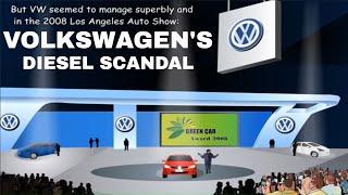 Will Volkswagen survive the diesel scandal
