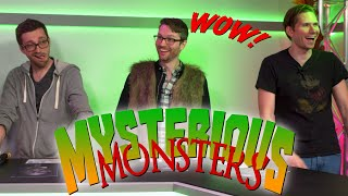Bad Boy Monster Daddies! - Mysterious Monsters - Trivia Game Show - Ep9