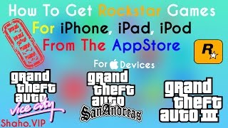 GTA | Free From AppStore | Free Paid apps in Apple ID