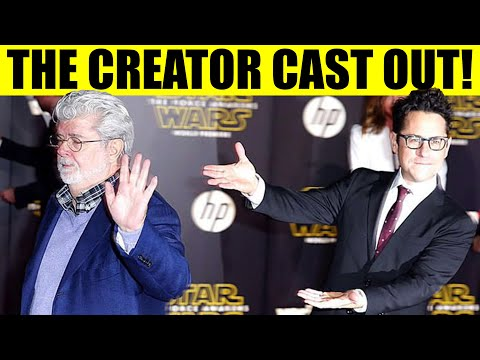 Star Wars CREATOR George Lucas NOT INVITED to The Rise of Skywalker Premiere ?!?