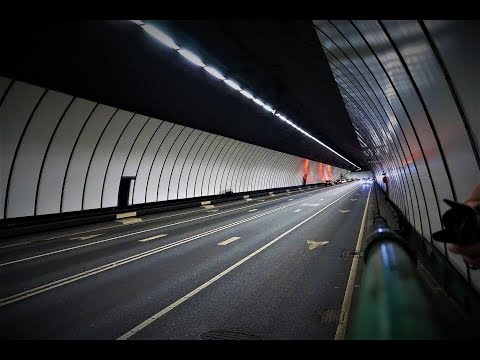 The Mersey Tunnel Tour (4K POV)