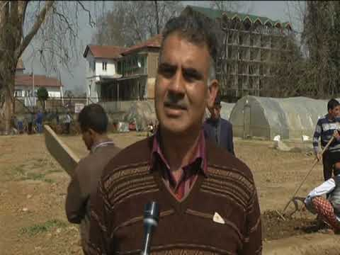 Government revives organic plant cultivation in Kashmir