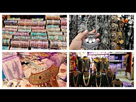 Bhuleshwar Market - Part 1 |  Biggest Wholesale & Retail Artificial Jewellery Market in Mumbai