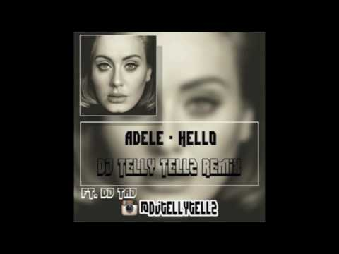 DJ TAJ & TELLY TELLZ - HELLO (JERSEY CLUB MIX)