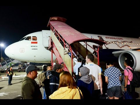 Indonesia AirAsia Delayed Flight Experience: QZ268 Jakarta to Singapore