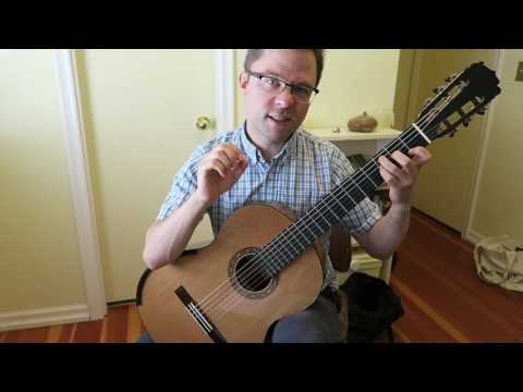 lesson:-romance-by-molino-for-classical-guitar-(easy)