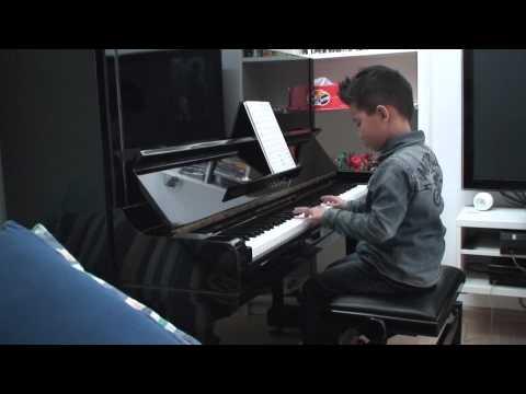 Maxwell van Beethoven Bagatelle no 25 in a minor (Für Elise)