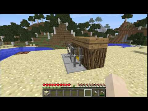how to catch a rabbit in minecraft