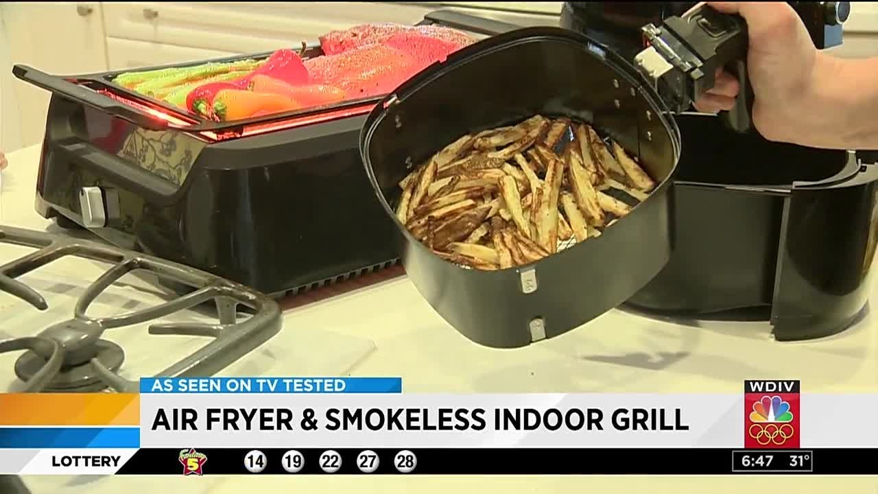 Power Smokeless Grill As Seen On Tv Products