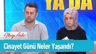 Büyükşen çiftinin komşusu Osman Bey neler anlattı?
