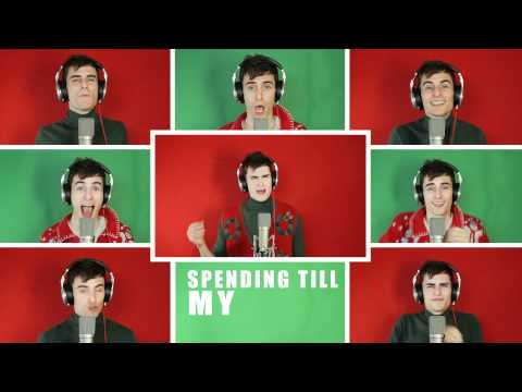 The Christmas Rush - Mike Tompkins - (A Capella)