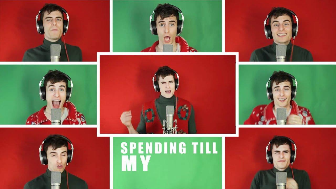 The Christmas Rush - Mike Tompkins - (A Capella) - YouTube