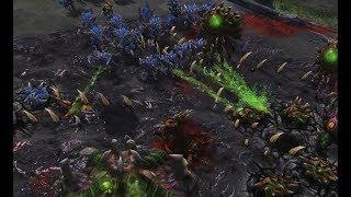 P - Reynor (Z) v Serral (Z) on Ephemeron - StarCraft 2 Legacy of the Void