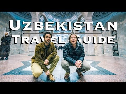 Uzbekistan - Why You Should Visit Now & Tashkent Travel Guide