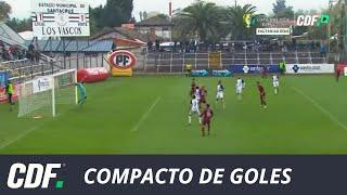 Deportes Santa Cruz 1 - 3 Deportes La Serena | Campeonato As.com Primera B 2019 | Fecha 11 | CDF