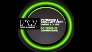 Petruccio & Modulate feat  Marie Louise - Escape (Rhythmics Remix)