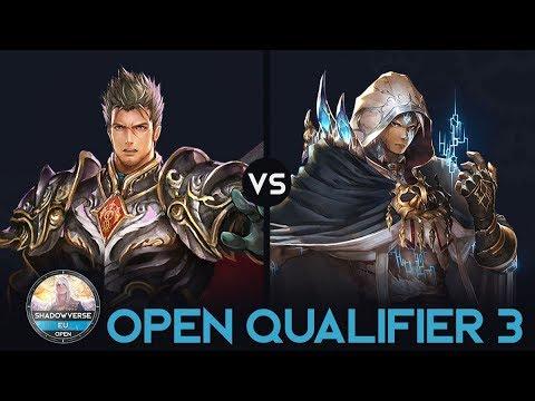 KG AZURU vs _PRAETORIAN_ - Chronogenesis EU Qualifier 3 - Shadowverse Open